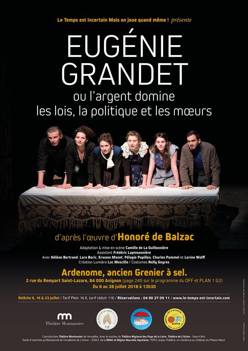 affiche-du-spectacle-Eugénie-Grandet