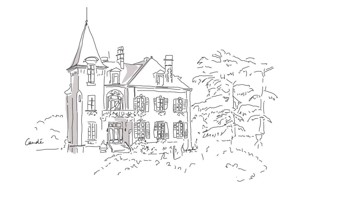 illustration mairie de Candé